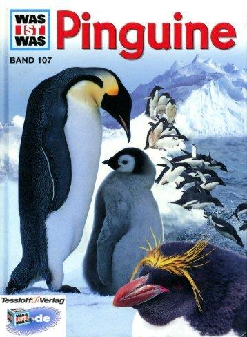 107 Was ist Was - Pinguine
