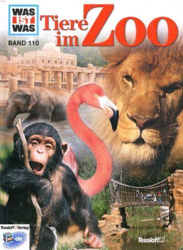 110 Was ist Was - Tiere Im Zoo
