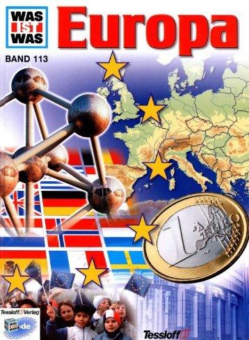 113 Was ist Was - Europa