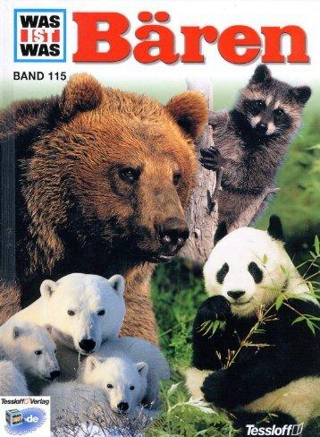 115 Was ist Was - Bären