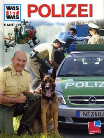 120 Was ist Was - Polizei