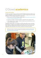 O'Dowd Transfer Students Enrollment Guide  - Page 6