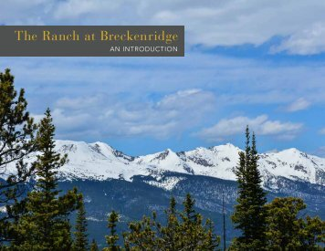 The Ranch at Breckenridge
