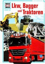 129 Was ist Was - LKW Bagger Traktoren