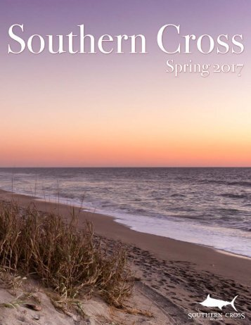 New Products Spring 2017 Southern Cross