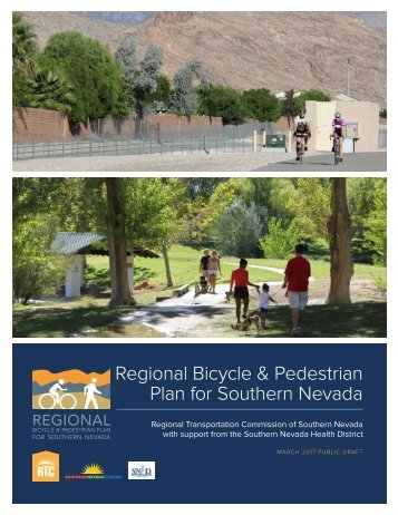 Regional Bicycle & Pedestrian Plan for Southern Nevada