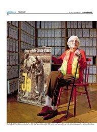 Migros Magazin, 12. 12. 2011 - Barbara Ritschard Kommunikation