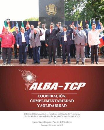 Complementariedad y Solidaridad