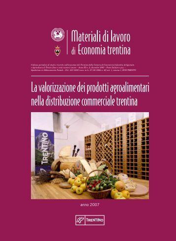 La valorizzazione dei prodotti agroalimentari nella distribuzione ...