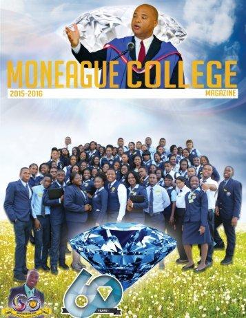 Moneague College Magazine