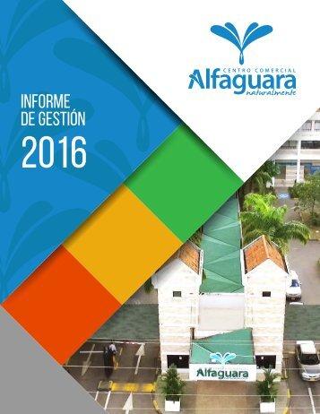 Informe de Gestión 2016 - COMPLETO
