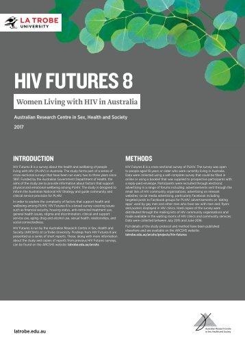 HIV FUTURES 8