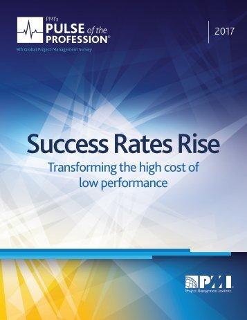 Success Rates Rise