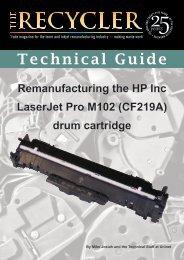 TG - HP Inc LaserJet Pro M102 Drum Cartridge