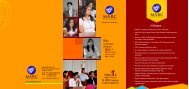 marc brochure - MARC B-School