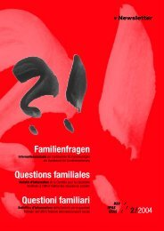 Questions familiales - Les hommes libres