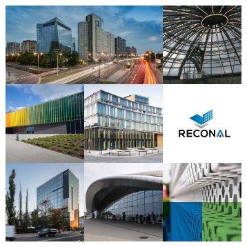 Reconal katalog 2017 PL