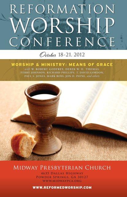WORSHIP - Reformation Worship Conference