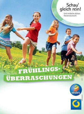 VEDES Frühlingskatalog Schweiz | C117