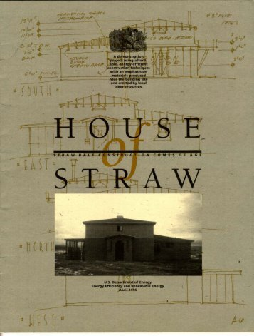 House of Straw - Division of Community Services