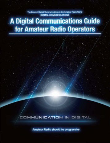 Digital Communication Types - tdars