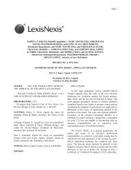 MARINA VASQUEZ, Plaintiff-Appellant, v. MARC MACRI, ESQ ...