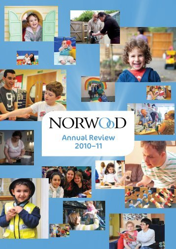 Annual Review 2010–11 - Norwood
