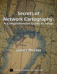Secrets of Network Cartography - Bandwidthco Computer Security