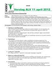 ALV concept notulen 11-4-2012.pdf - KNNV Vereniging voor ...
