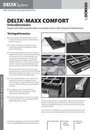 DELTA®-MAXX COMFORT Unterdämmbahn ...