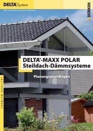 MAXX POLAR Steildach-Dämmsysteme