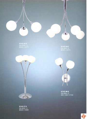 yalite modern chandelier