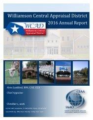 Williamson Central Appraisal District