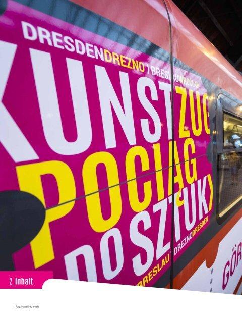 KUNSTZUG 2016 Dresden-Görlitz-Breslau