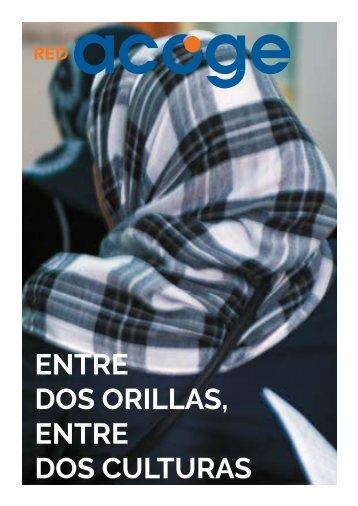 ENTRE DOS ORILLAS ENTRE DOS CULTURAS