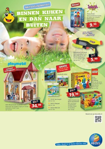 VEDES Spring Catalogus NL | H117