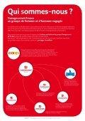 Livret Développement Durable Transgourmet - Bilan 2015 - Page 6