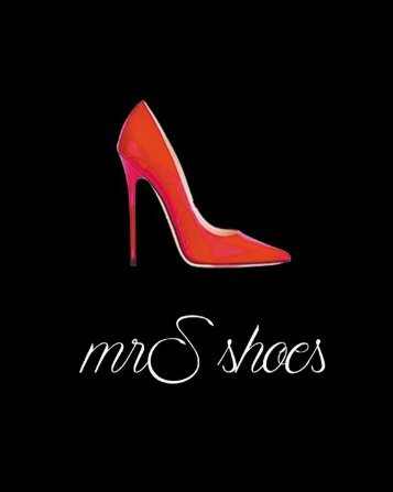 MrS shoes