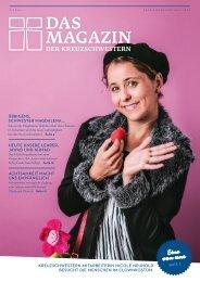 Kreuzschwestern-Magazin Ausgabe 2/2016
