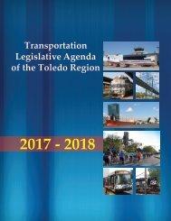 Transportation Legislative Agenda of the Toledo Region 2017-2018