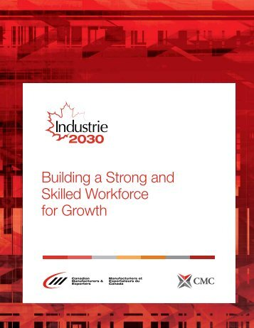 Building a Strong and Skilled Workforce for Growth