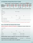2017 Convention Registration packet - DRAFT - Page 5