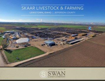 Skaar Livestock & Farming Offering Brochure 4-6-17