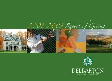 our abbot - Delbarton School