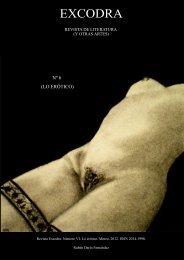 Excodra VI: Lo erotico