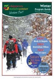 Winter - Chippewa Nature Center