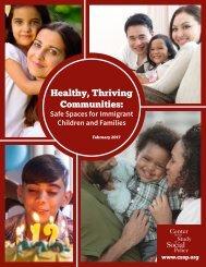 Healthy Thriving Communities