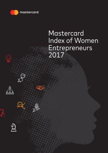 Mastercard Index of Women Entrepreneurs 2017