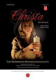 finden Sie für weitere Informationen das Programmheft - Christa