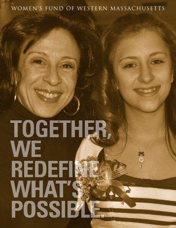 Download PDF - Women's Fund of Western Massachusetts